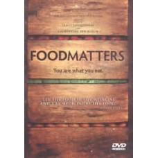 Food Matters DVD (Sleeved)