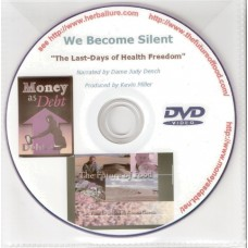 We Become Silent DVD