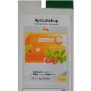 Vitamin C with Bioflavonoids Flat Pot (90)