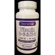 Vitamin D-3 (240 x 5000IU Caps)