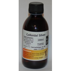 Colloidal Silver (200ml)