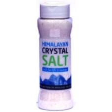 Himalayan Crystal Salt in Shaker